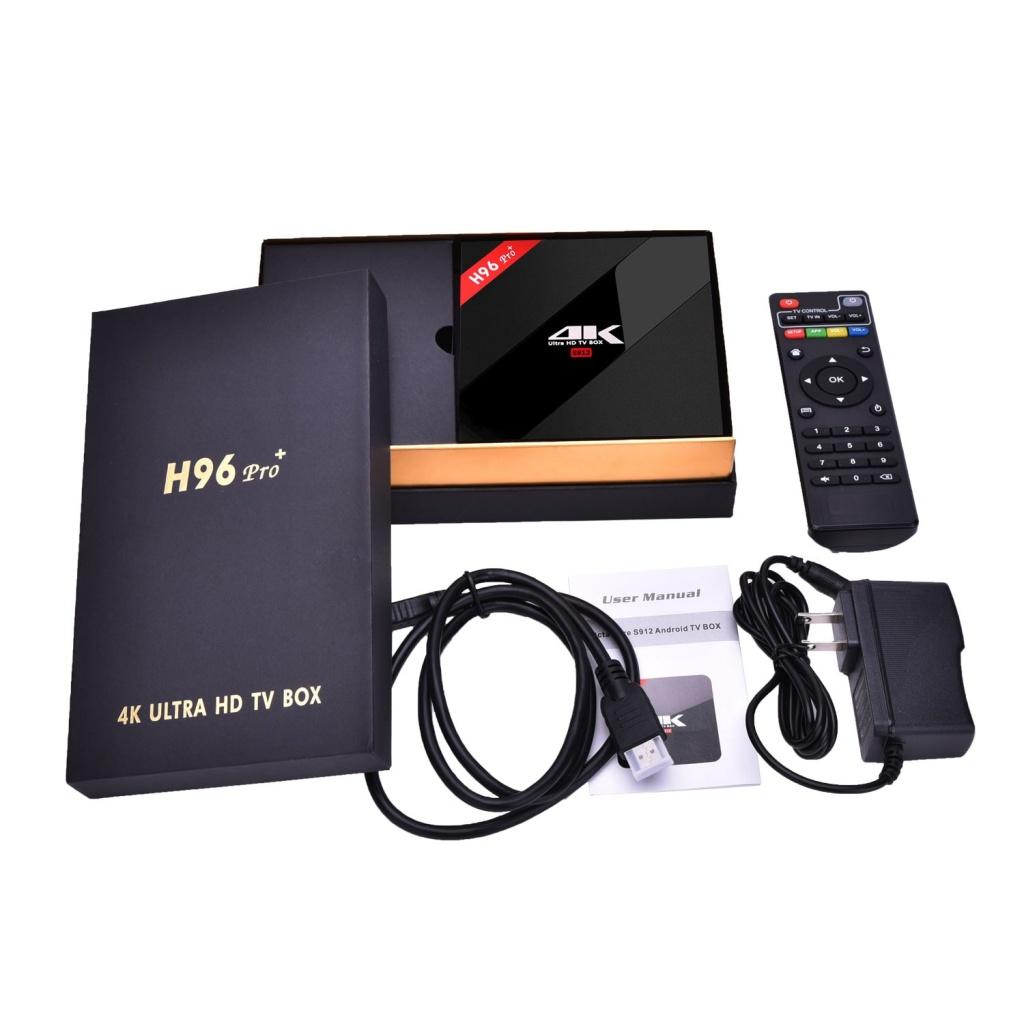 Картинки по запросу ТВ-приставка H96 Pro plus на Android 7.1