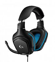 Logitech Wired Gaming Headset G432 Black (981-000770)
